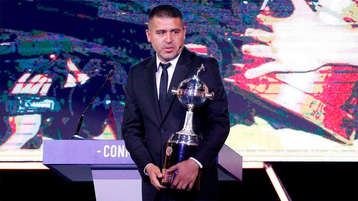 Riquelme rompió su silencio antes que Boca reciba a Racing