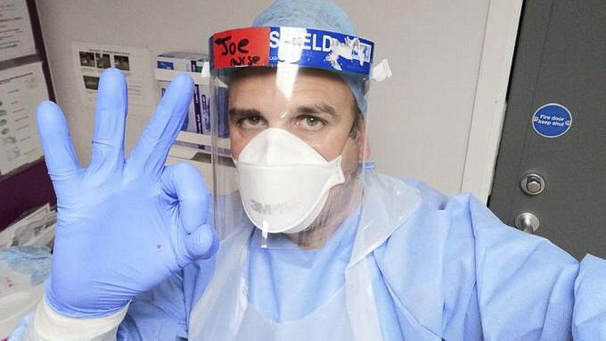 En primera persona: dramático relato de un enfermero en el Reino Unido