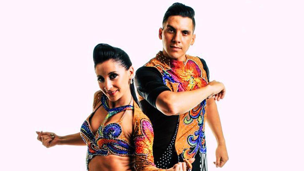 Leticia Beltrán y Gabriel Salgado.