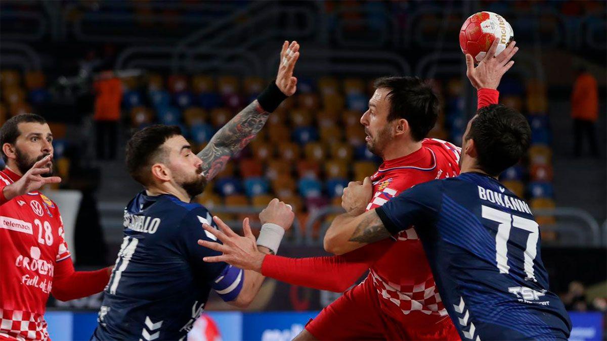 Los Gladiadores vencieron a Croacia y acarician los cuartos