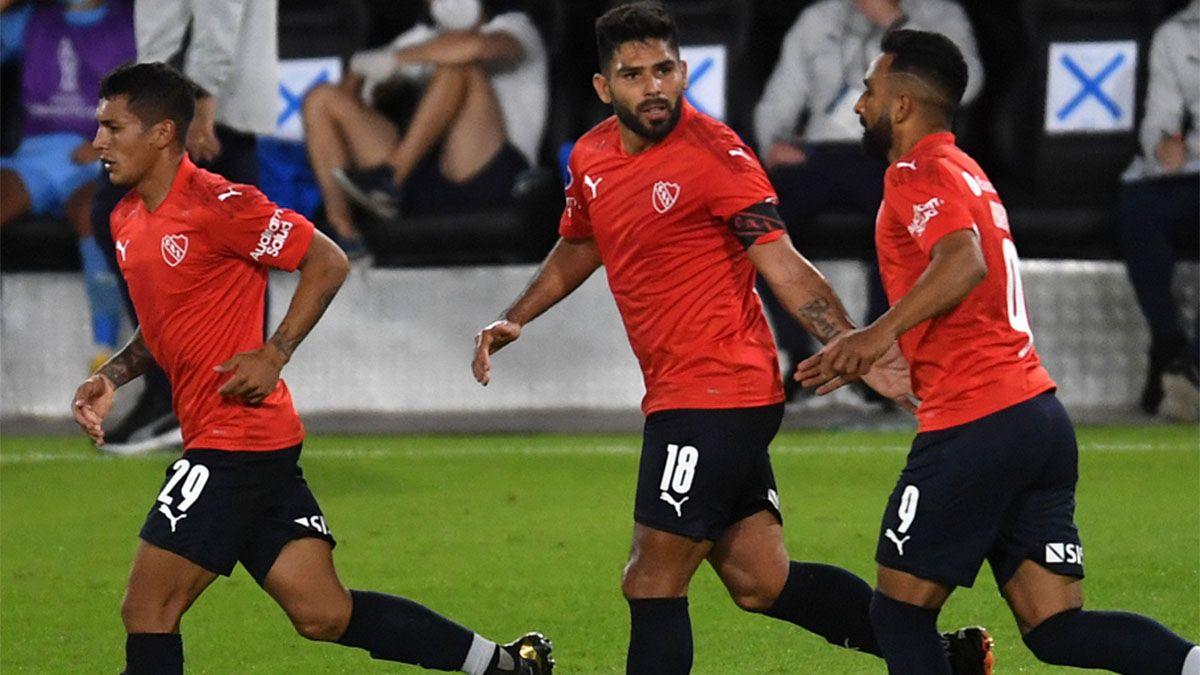 Independiente derrotó a Torque y es puntero