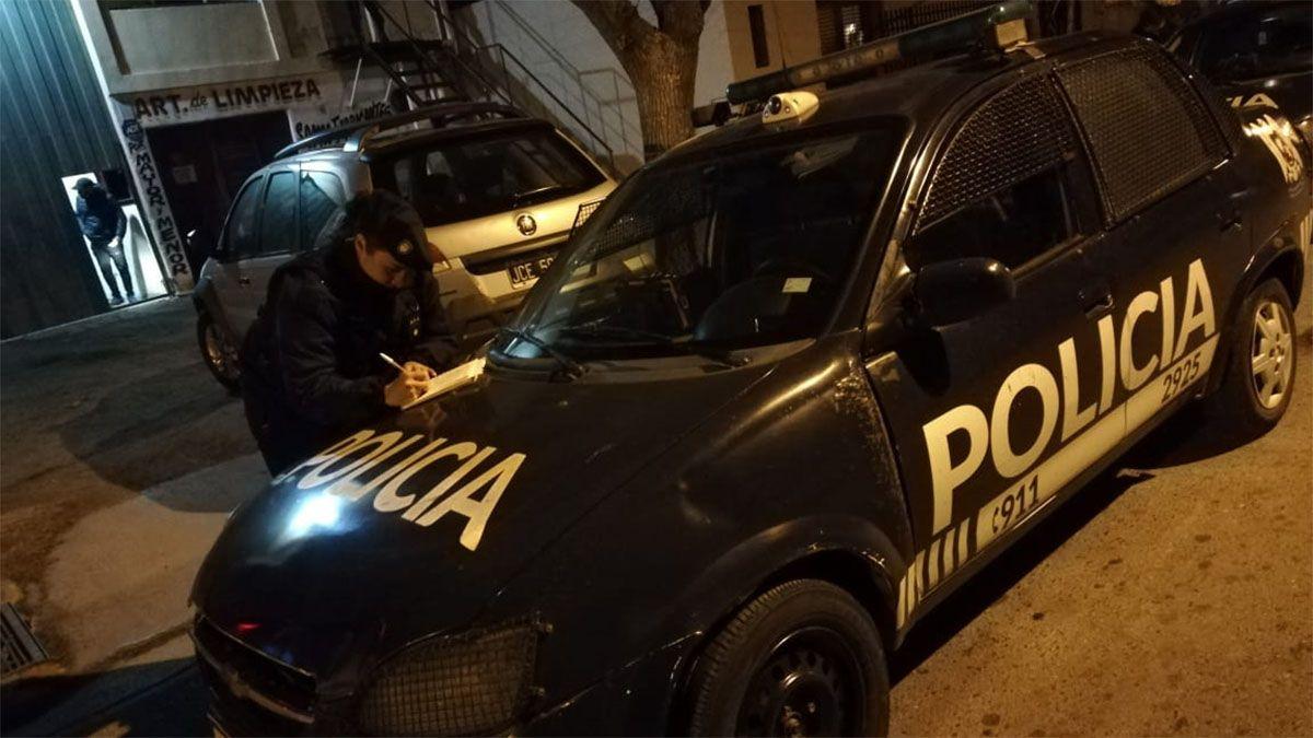 Inseguridad en Mendoza: un delincuente fue detenido in fraganti en Guaymallén