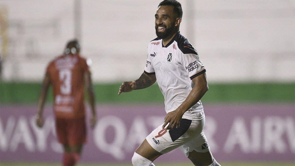 Independiente logró una gran victoria ante Guabirá