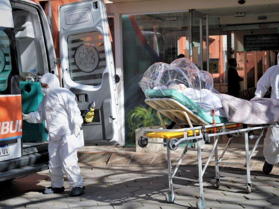 Argentina superó en casos de coronavirus a Chile