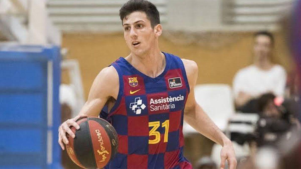 Leandro Bolmaro está a un paso de la NBA