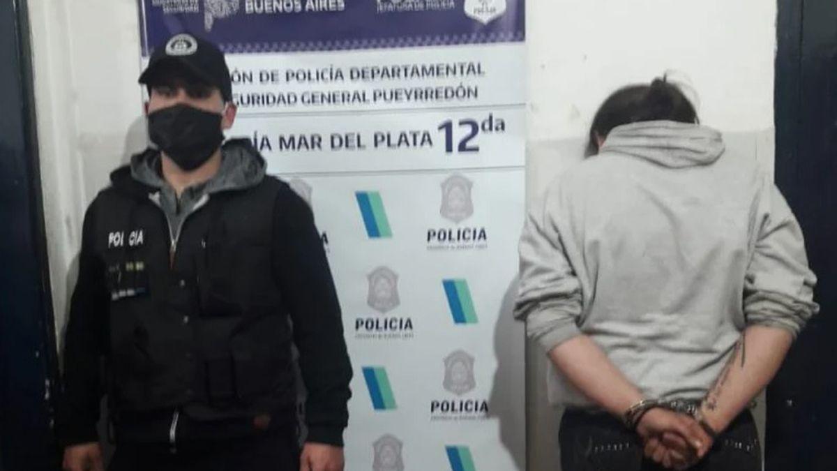 La hija de la mujer asesinada se negó a declarar y quedó alojada en un Destacamento Femenino de Mar del Plata