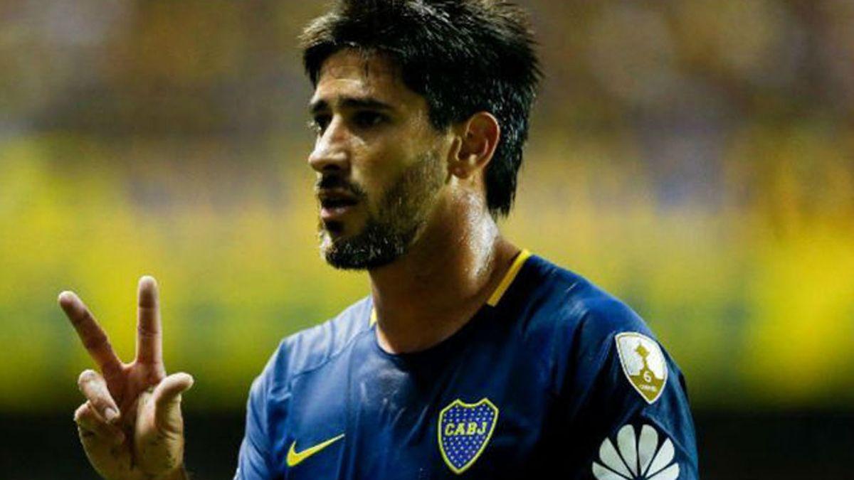 Tres, son los millones de pesos que debe pagar Boca por Pablo Pérez.
