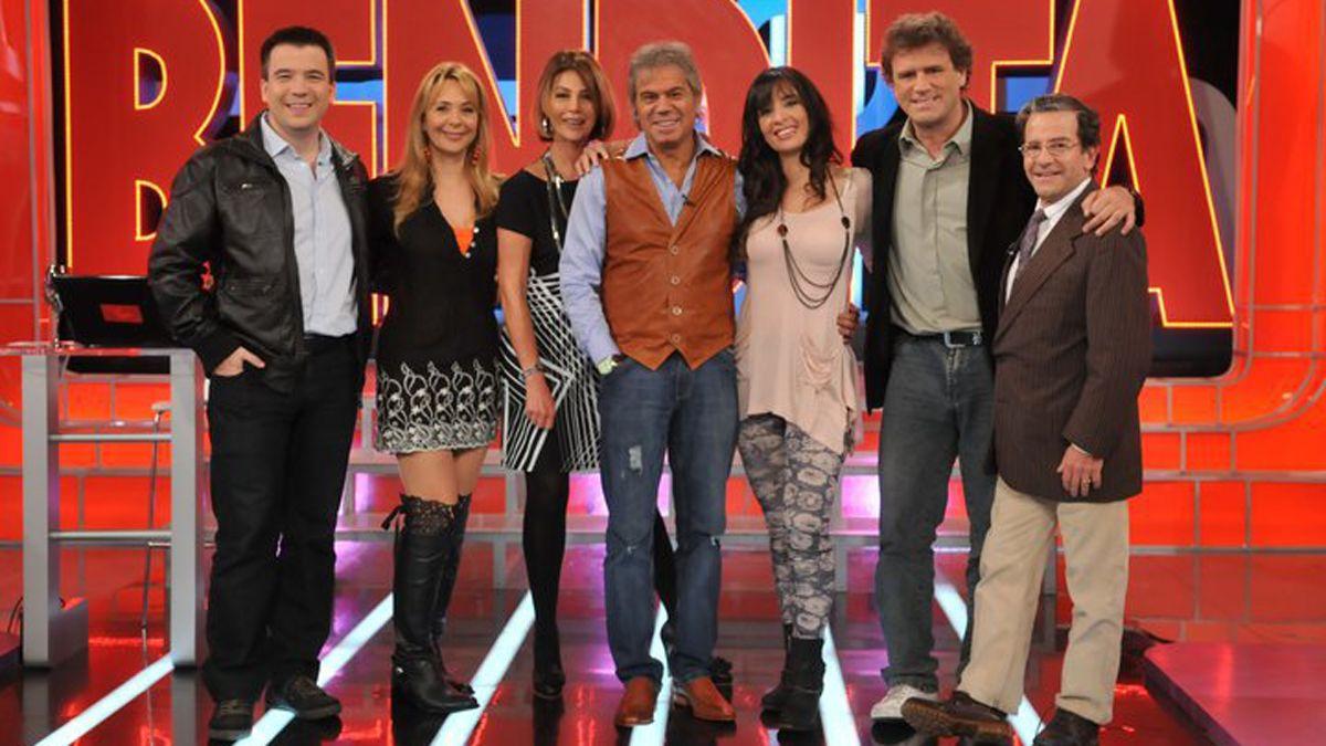 Charly fue uno de los panelistas de Bendita TV.