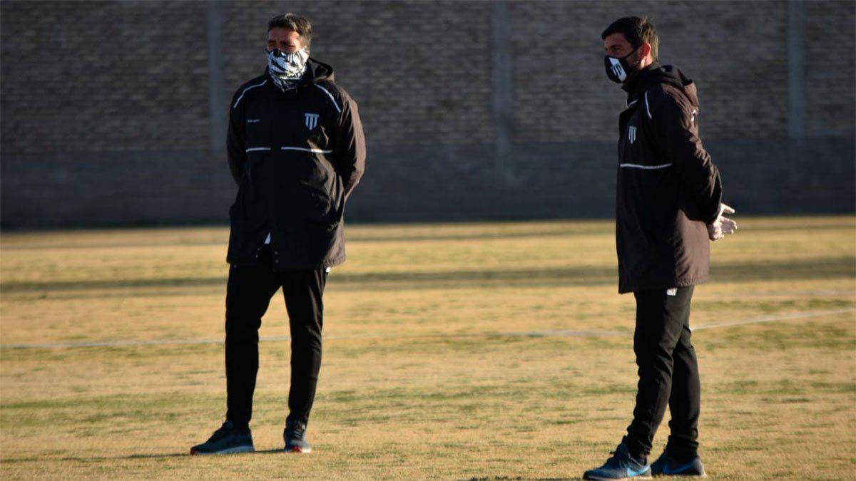 Diego Pozo y Martín Abaurre