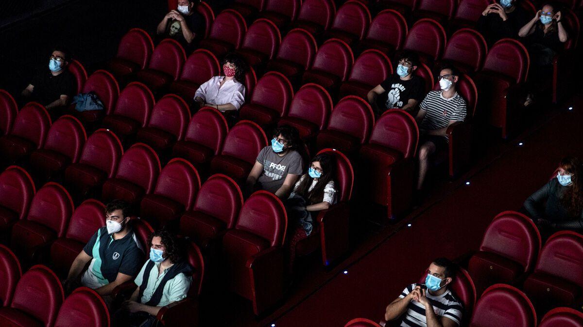 Los cines tienen protocolos para reabrir.