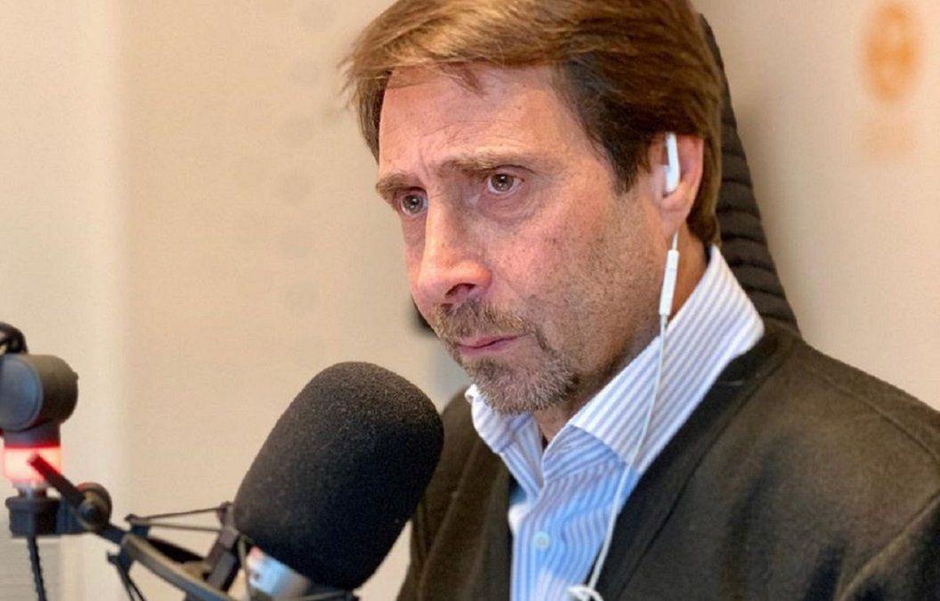 Duro testimonio de Eduardo Feinmann tras contagiarse de coronavirus: Estoy roto