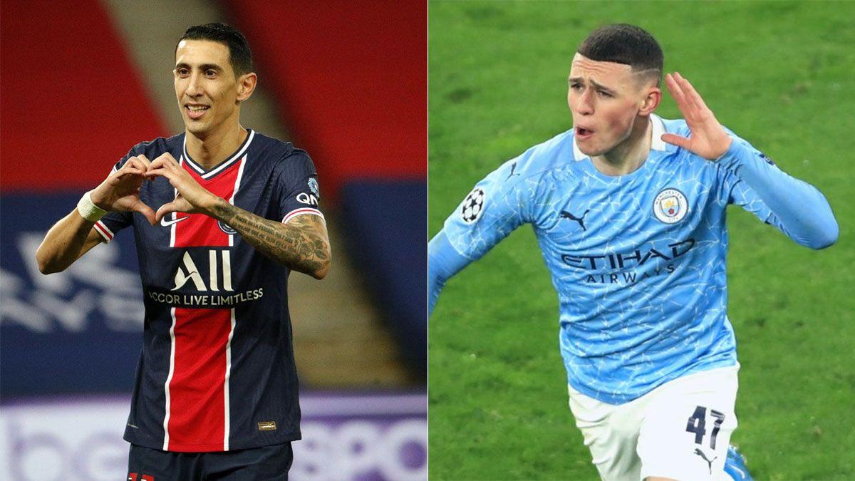 Manchester City vs. PSG, por la Champions: hora, TV y formaciones