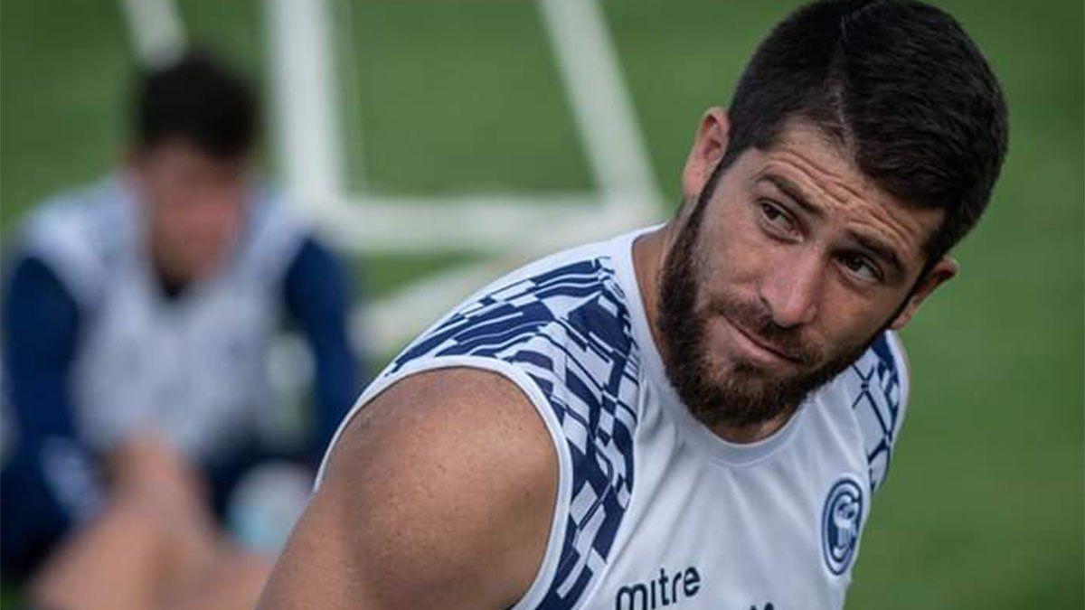 Se quedará el Pity Aracena?. Fue fundamental cuando el equipo lo dirigía Gómez.