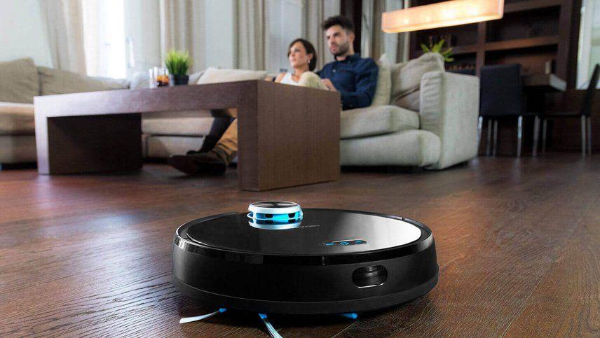 ¿Querés comprar un robot limpiador?