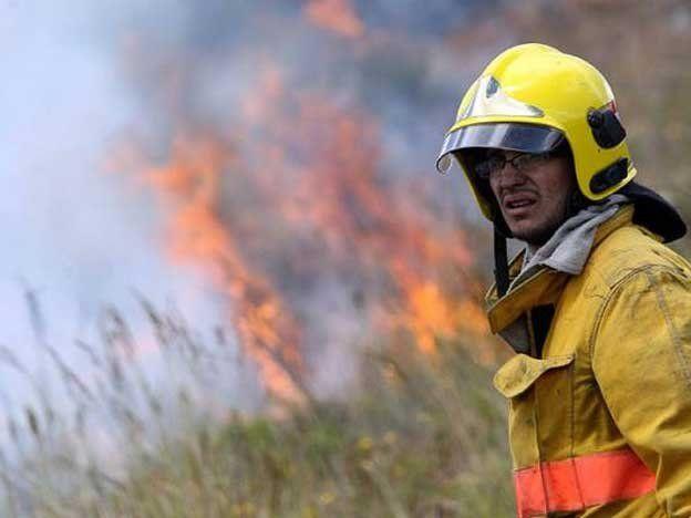 Incendios forestales.