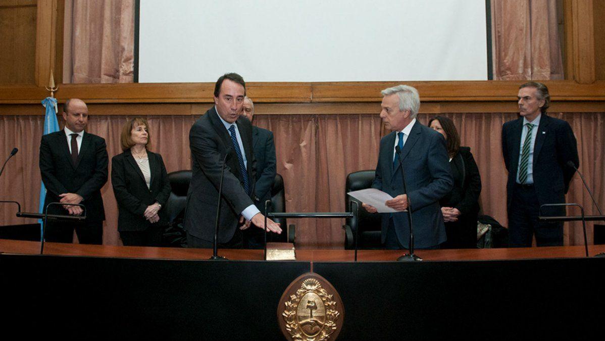 El gobernador Francisco Pérez ofreció 25% de aumento a los docentes en una sola cuota