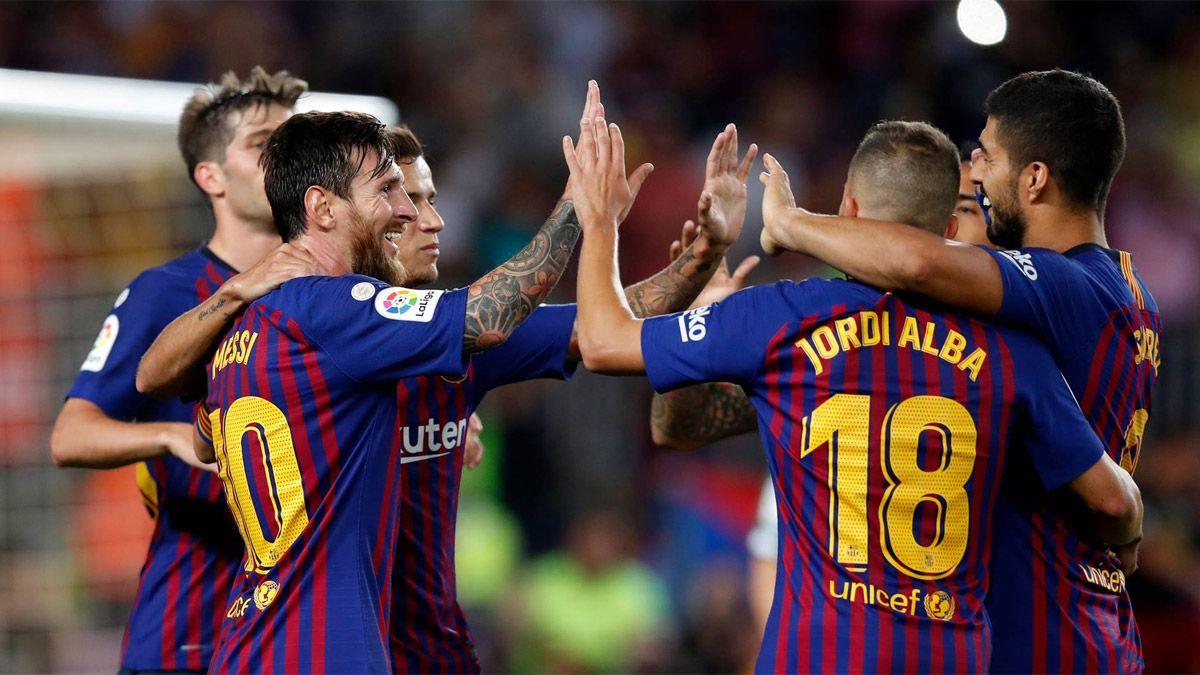 Barcelona fue elegido como el mejor club de la última década