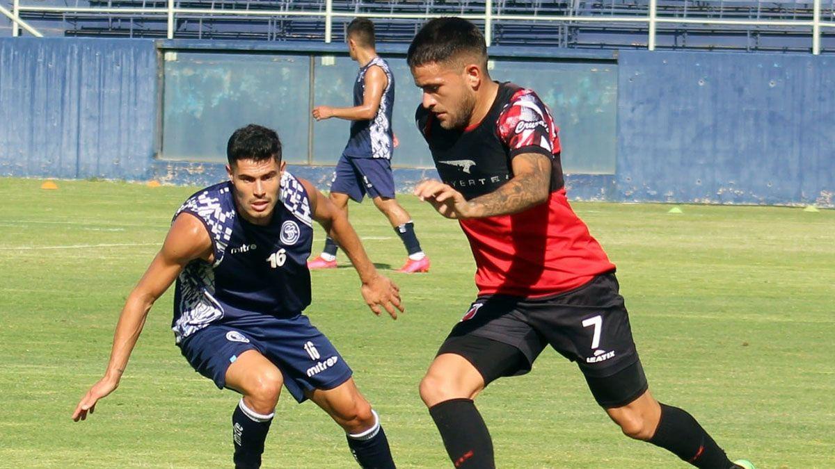 José Méndez está entrenando