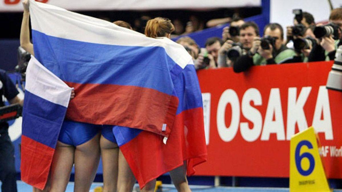 Rusia, excluida por dos años de toda competencia deportiva