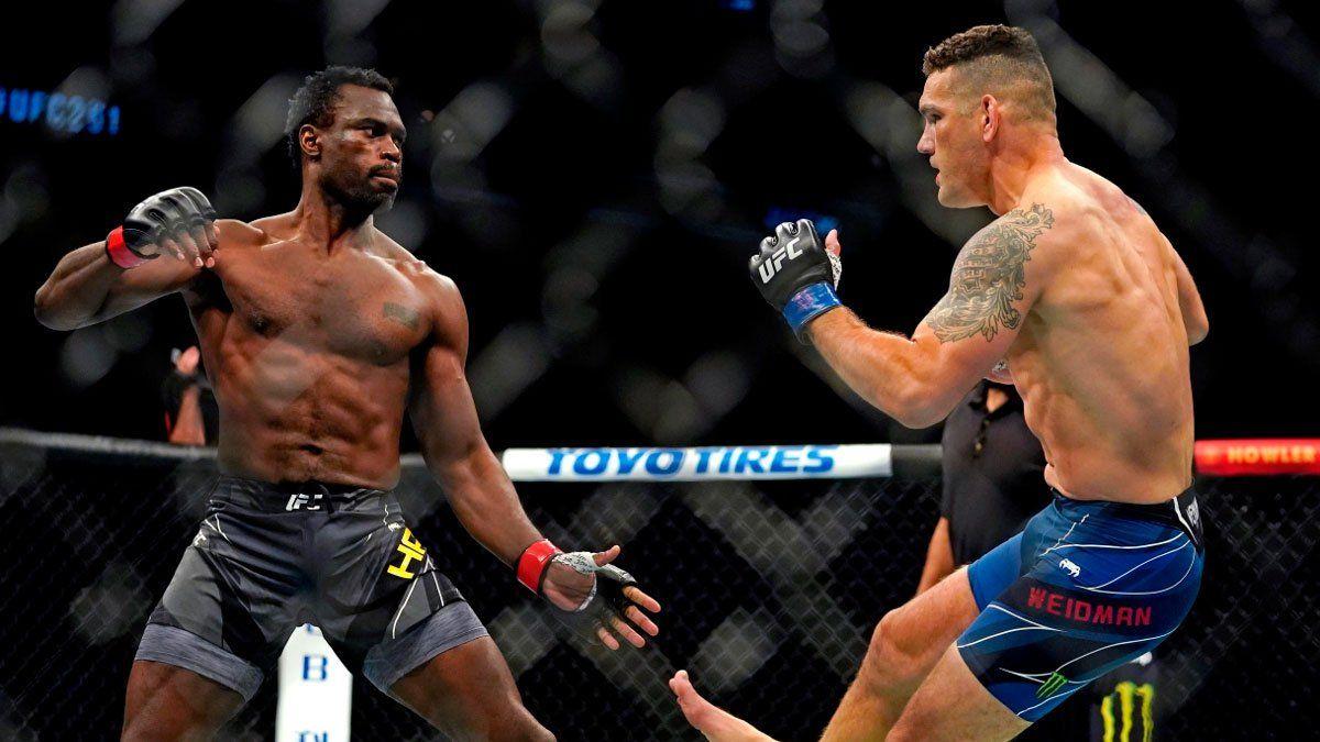 Escalofriante fractura de tibia y peroné en la UFC