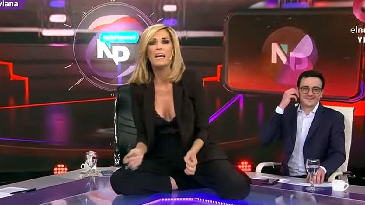 Viviana Canosa pasó de los programas de chimentos a periodista política. Le gusta decir que a ella nadie la manda y que no duda en pelear con la gilada en las redes sociales.