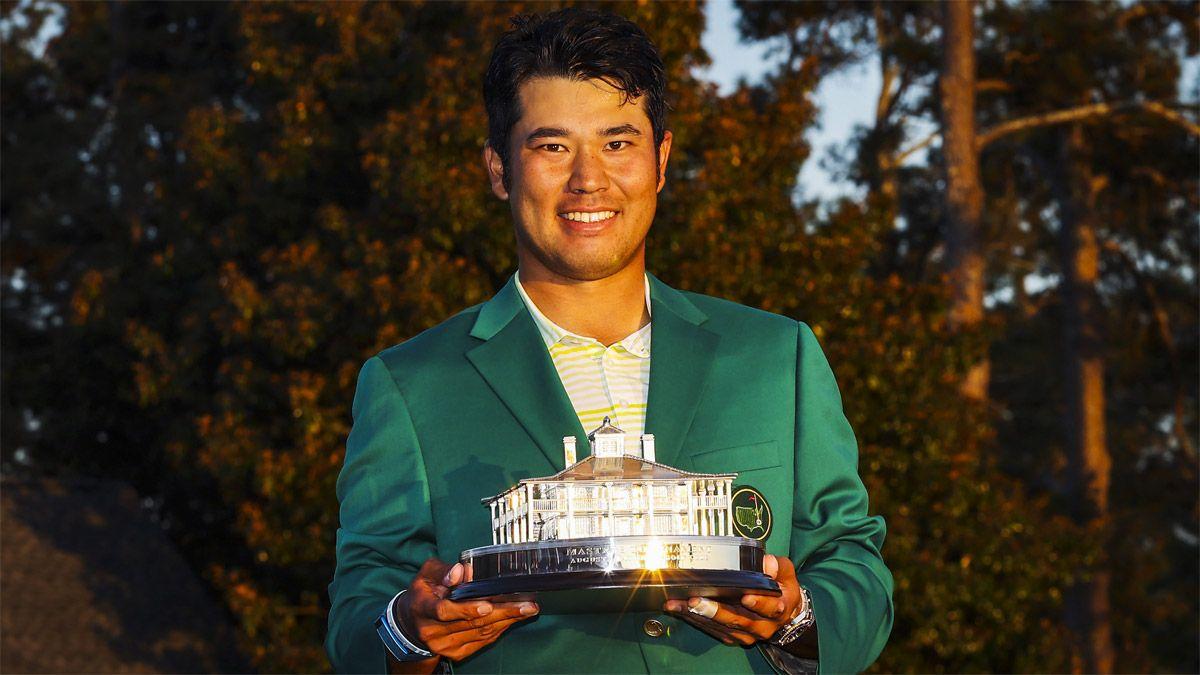 El japonés Matsuyama hizo historia en el Masters de Augusta