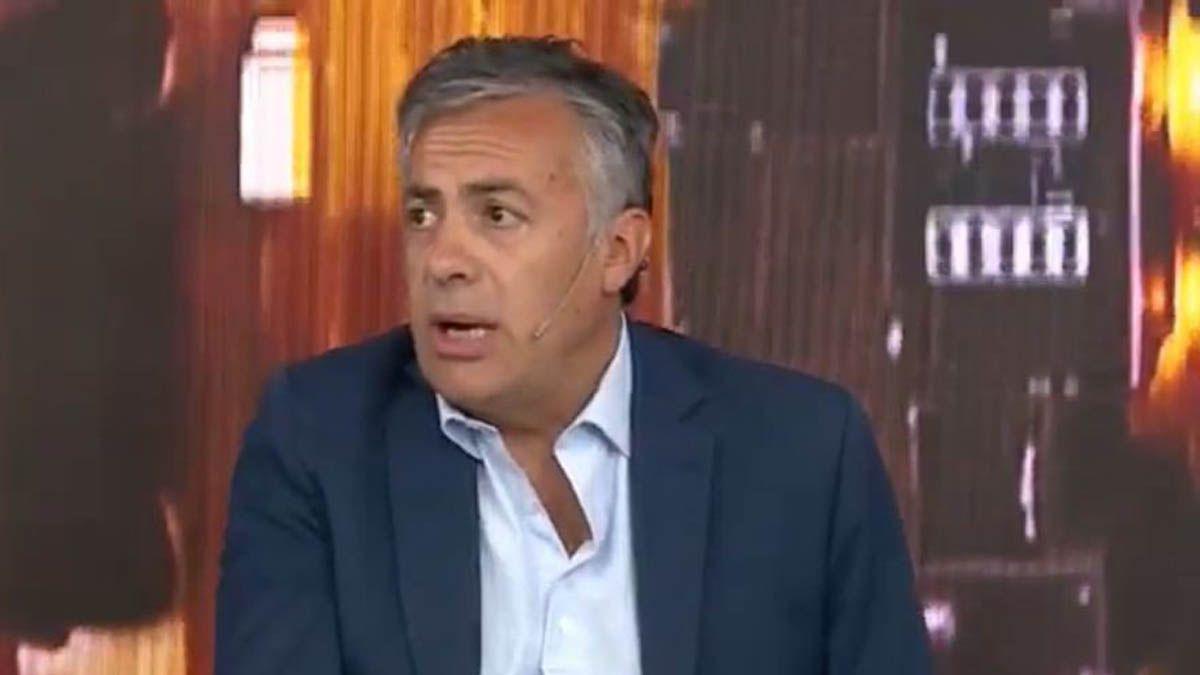 Alfredo Cornejo dijo que el gobierno negocia con la salud de los argentinos.