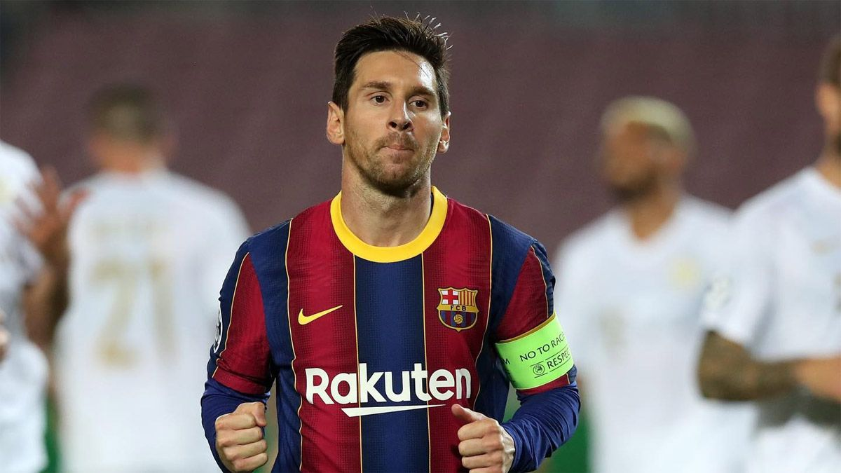 Guardiola y la chance de que Messi llegue al Manchester City