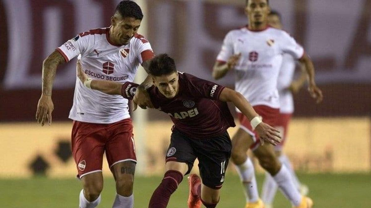 Independiente y Lanús se jugarán el pase a semifinales