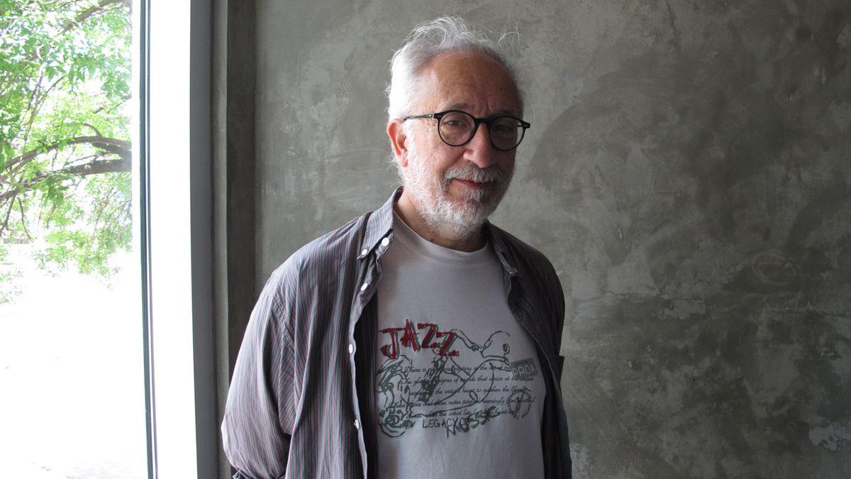 Luis Scafati se mostró disconforme con el homenaje de Mapas del arte.