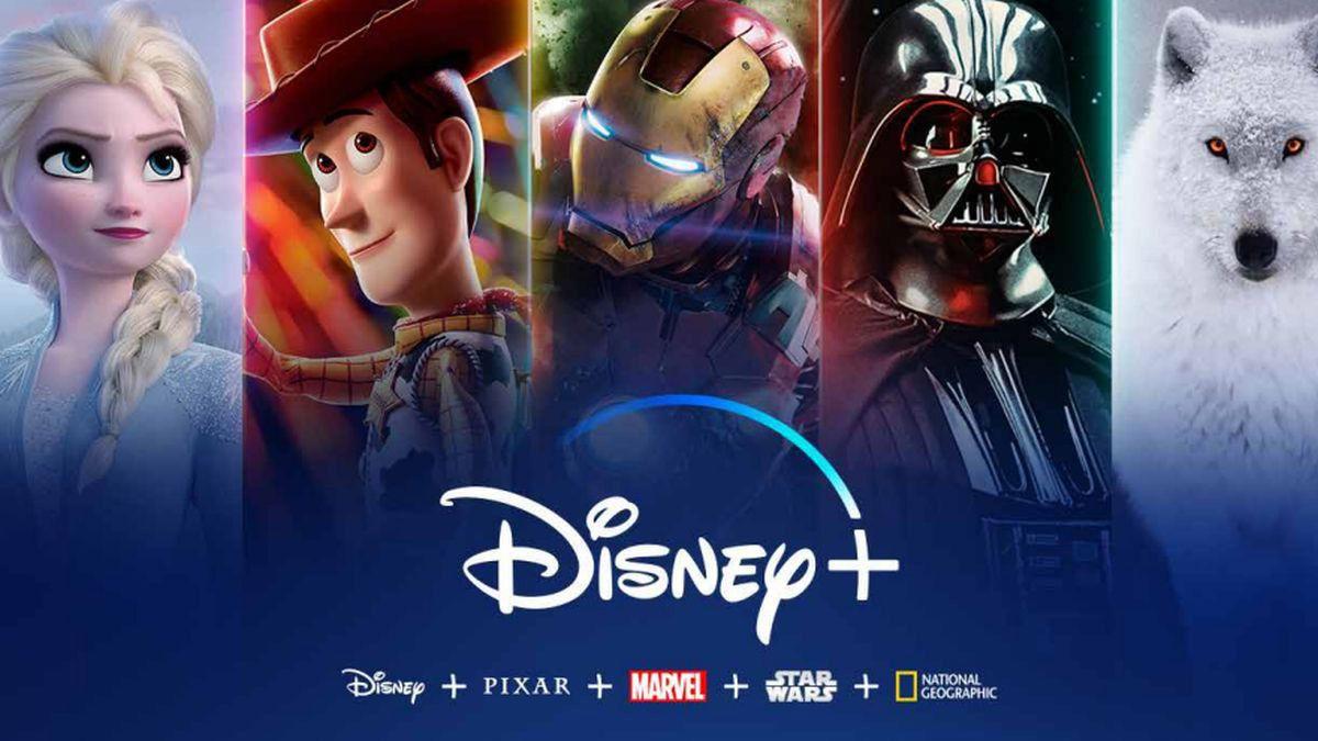 Disney + ya está disponible en Argentina.