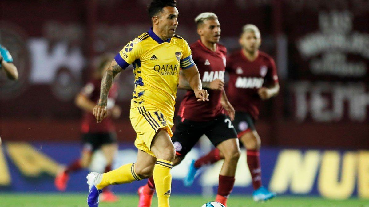 Carlos Tevez explicó el motivo de su gran nivel en Boca