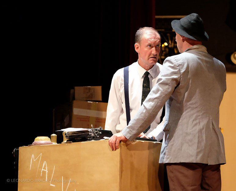 La multipremiada obra Tiempo de Paz llega al Teatro Plaza este sábado.
