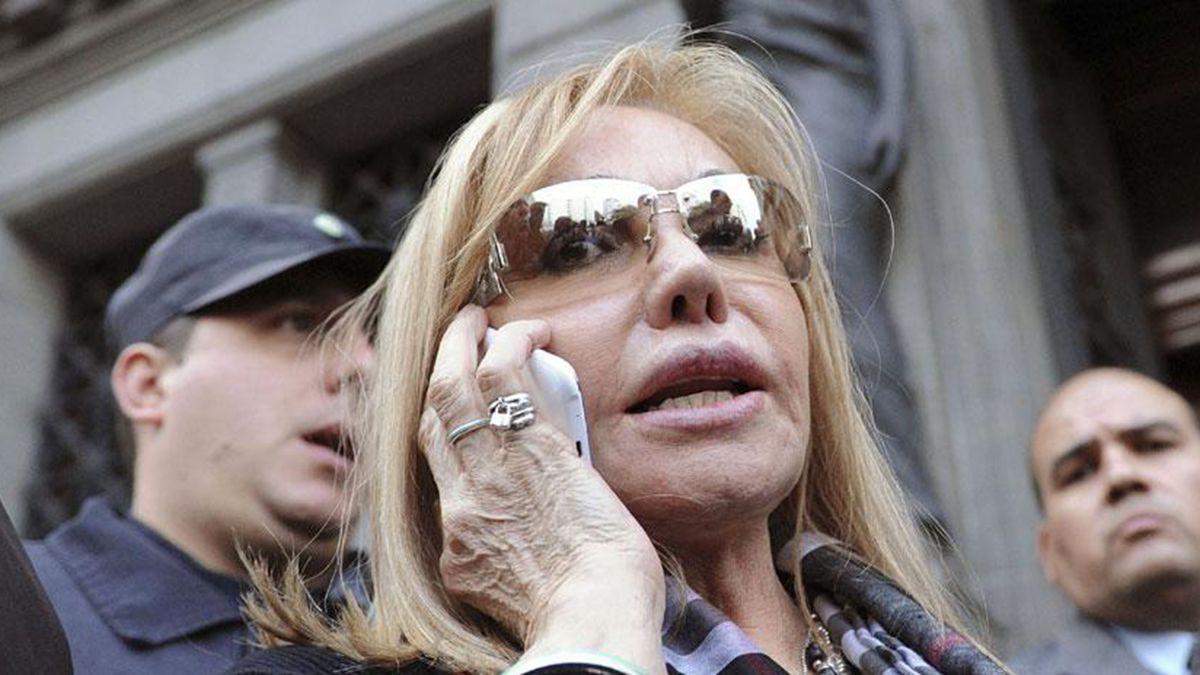 La ex esposa de Carlos Menem