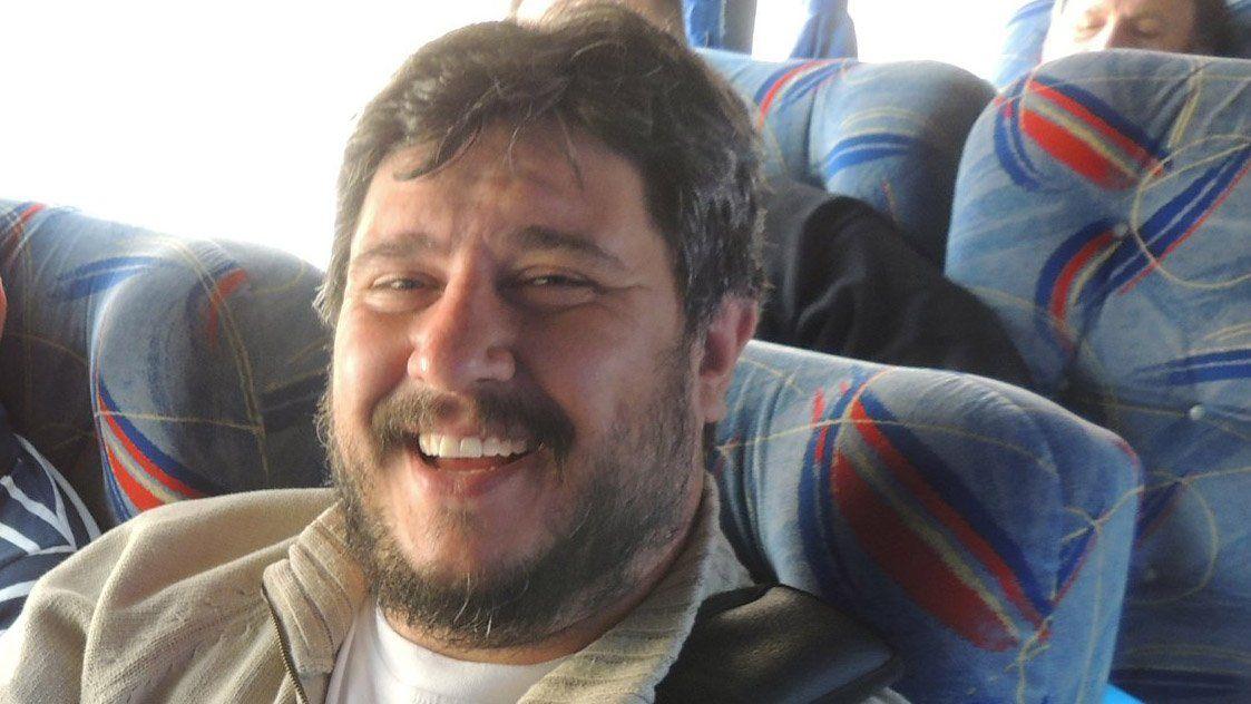 Pablo Benvenuto tiene 41 años. Es de Godoy Cruz