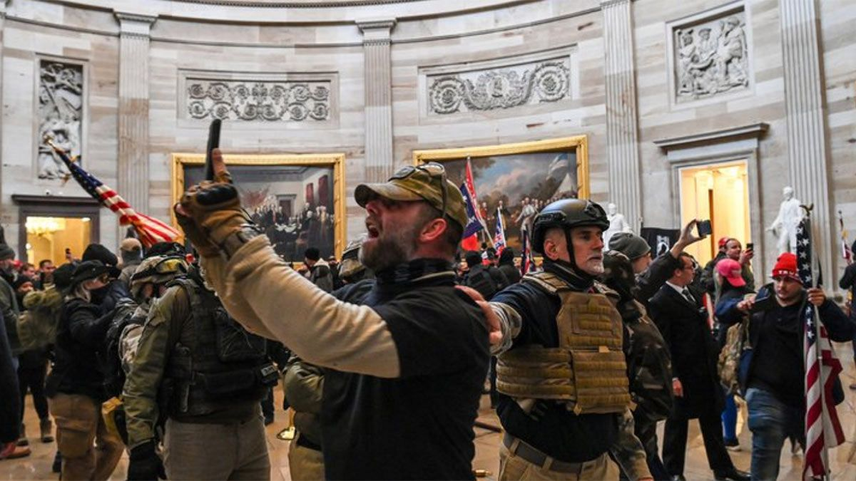 Los demócratas tienen todo listo para otro impeachment a Donald Trump. Lo acusan de insurrección por agitar la violencia que terminó con el asalto al Capitolio.