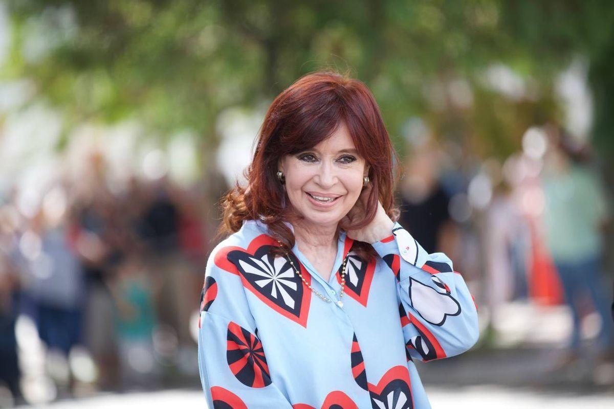 Cristina Kirchner fue sobreseída en otra causa judicial.