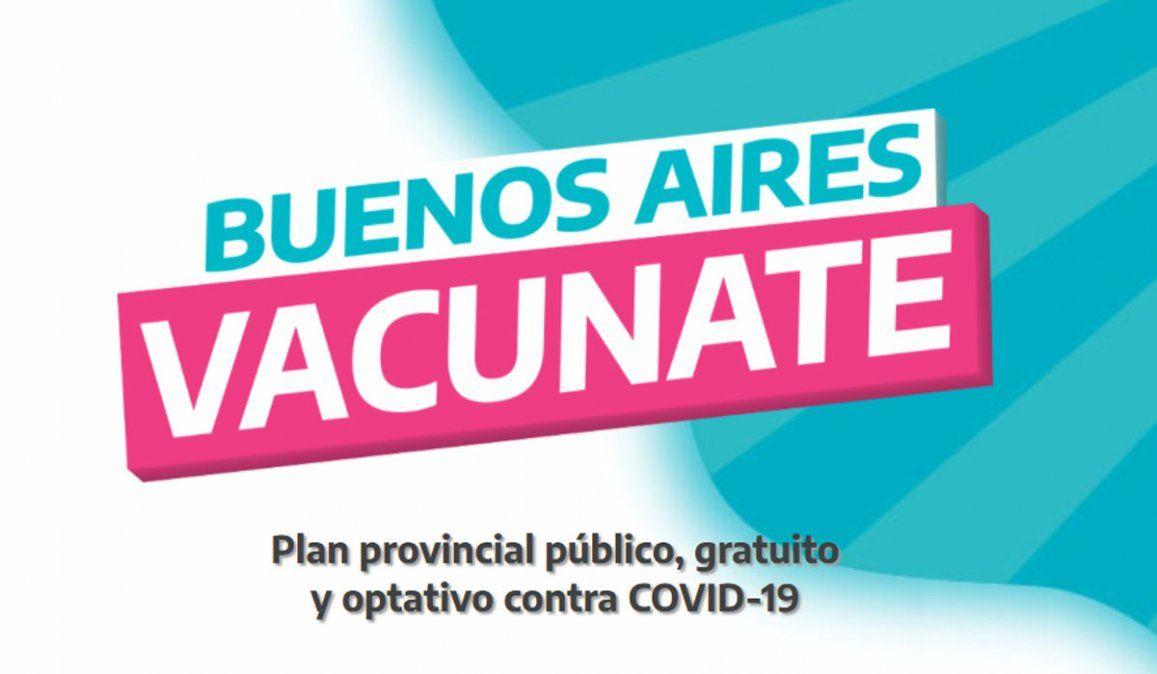 Inscripción vacuna Sputnik V: Buenos Aires Vacunate 2020