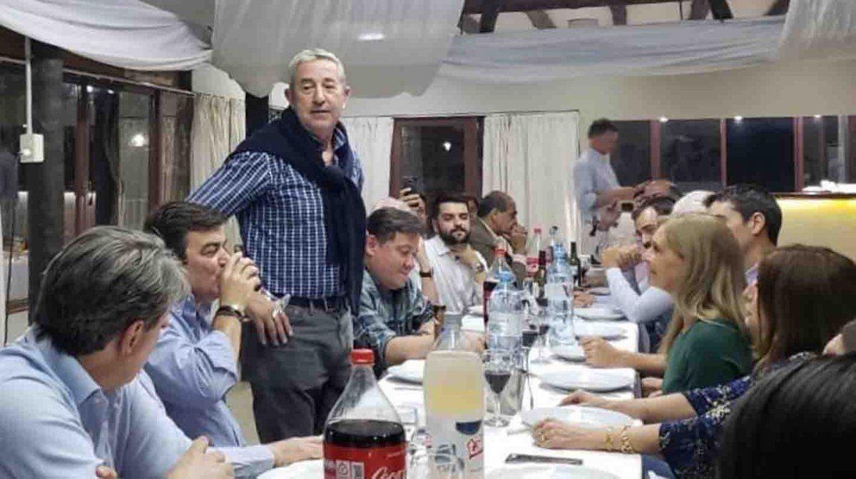 Tres intendentes apuestan a la línea disidente de Cornejo