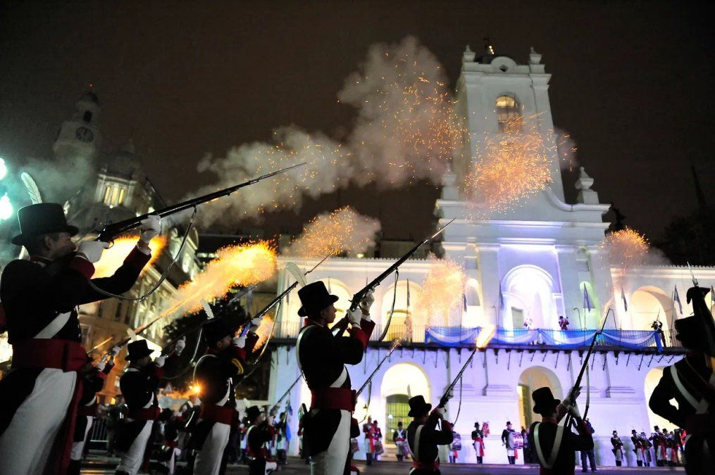 El 25 de mayo es feriado: qué se celebra en Argentina