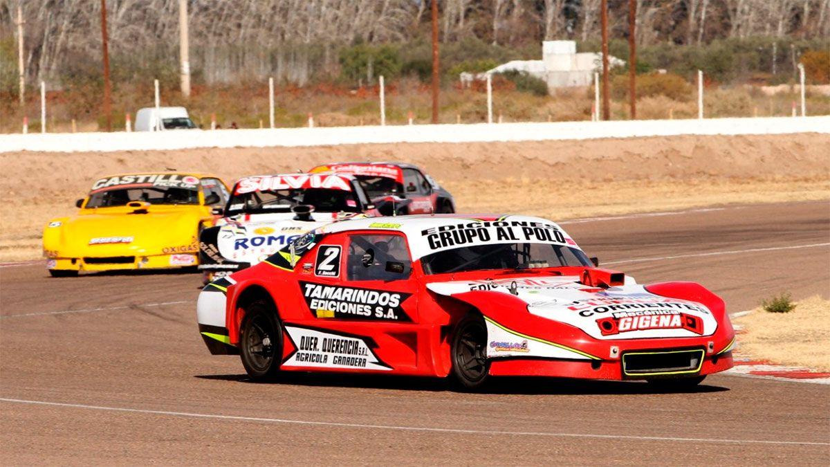 El lujanino Fernando Secchi es el ganador de las últimas dos ediciones. Con su Chevrolet se impuso en el TC Cuyano en 2018 y 2019.