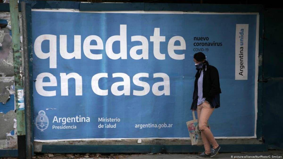 Coronavirus en Argentina: hay casi 170.000 pacientes activos en el país.