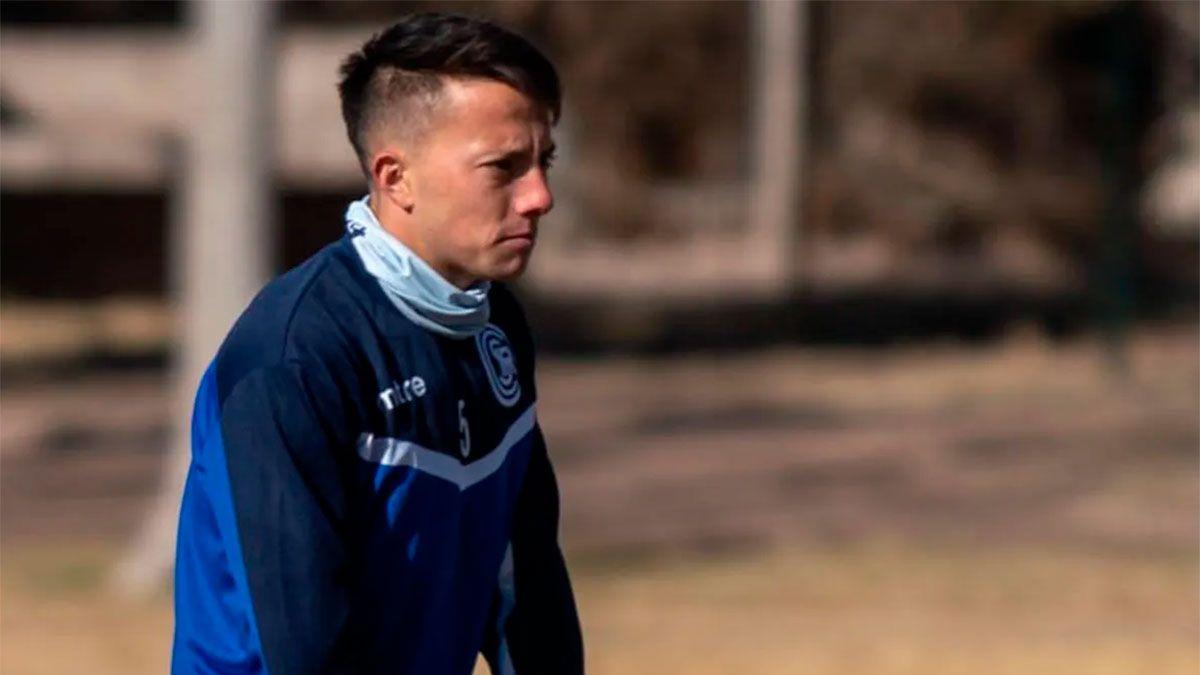 Independiente Rivadavia: Santiago Úbeda no será vendido