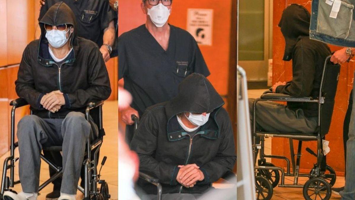 Preocupación por el estado de salud de Brad Pitt
