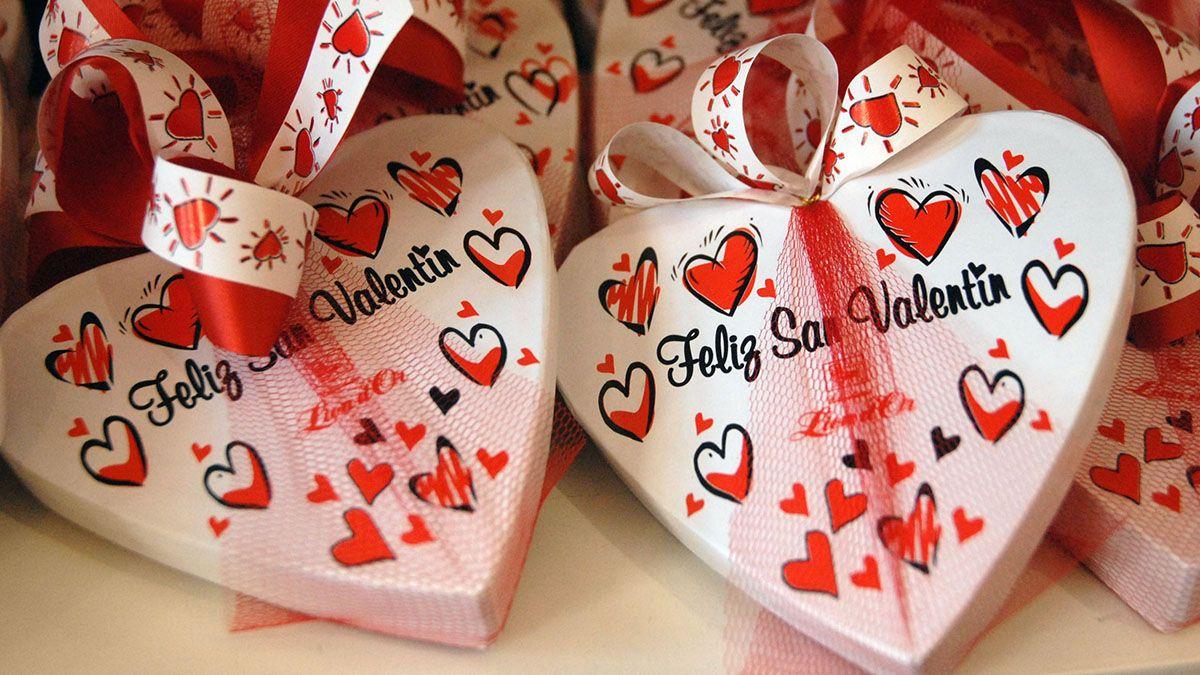 Una nueva campaña de promoción con importantes descuentos por el Día de los Enamorados se realiza en el centro mendocino.