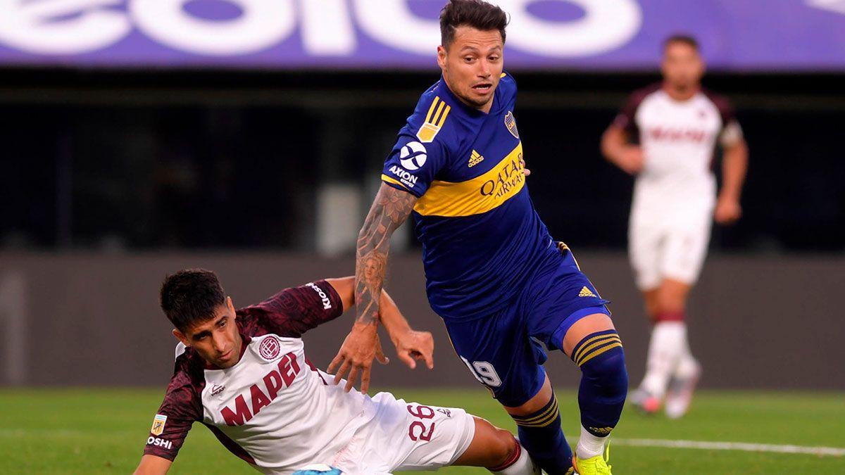 Boca cayó ante Lanús y sumó su segunda derrota al hilo