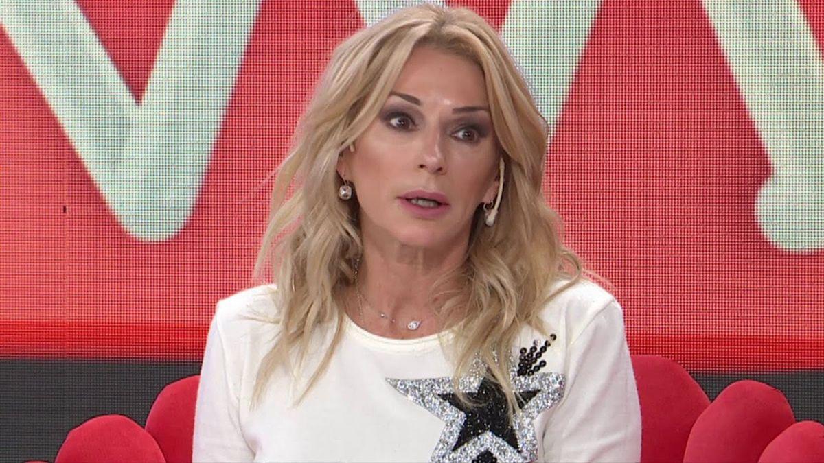 Yanina Latorre preocupada por su hijo Diego Latorre.