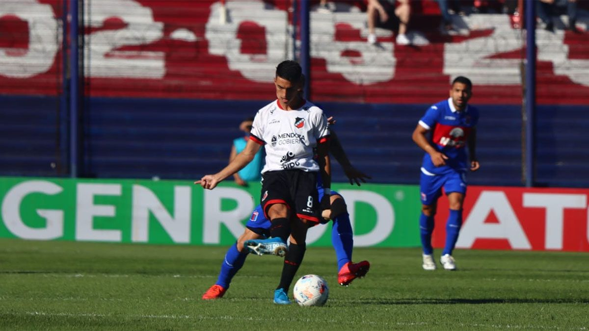 Deportivo Maipú perdió ante Tigre, pero mereció más