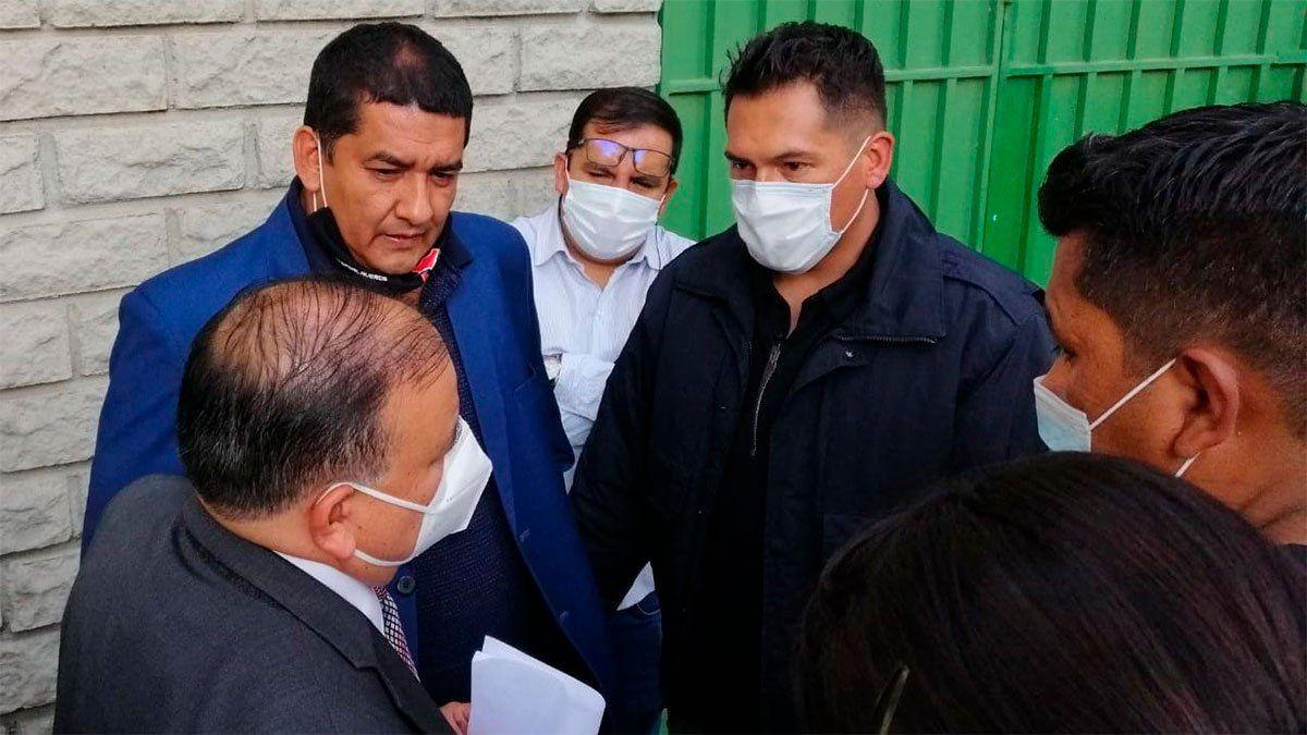 El presidente de la Federación Boliviana fue detenido