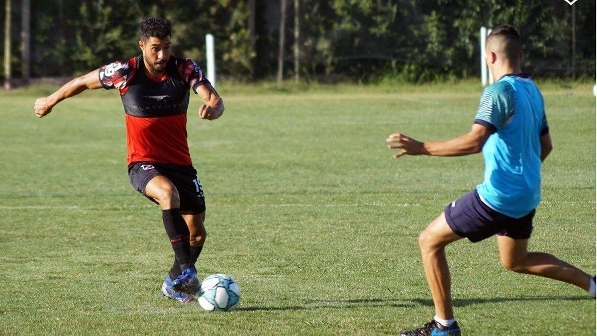 Ezequiel Bonacorso es un lateral con marca y proyección.